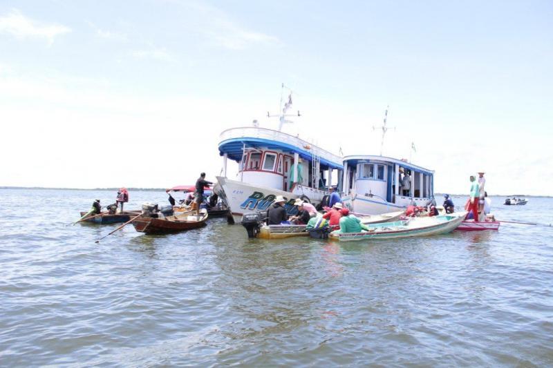 Governo do Estado entregará 62 mil cestas básicas para pescadores do Amazonas
