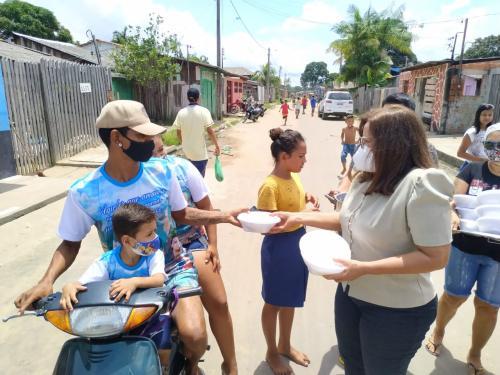 """""""A Páscoa é sinônimo de amor ao próximo de praticar verdadeiramente a fé e a solidariedade"""", enaltece Vereadora  Márcia Baranda"""