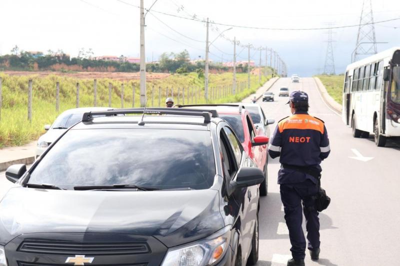 Detran-AM flagra 39 motoristas alcoolizados no feriadão