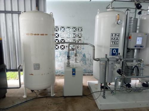 Governo Wilson trabalha para ampliar capacidade de produção de oxigênio no interior