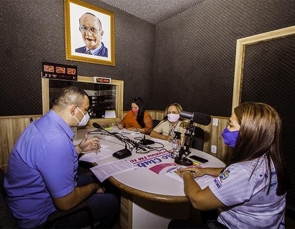 Secretário abre ano letivo com aulas não presenciais em Parintins
