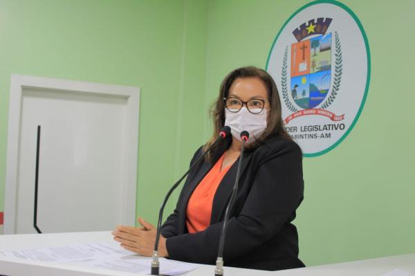 Márcia Baranda solicita melhorias na estrada e iluminação para o Ramal Reis e Rua Benjamim Rondon