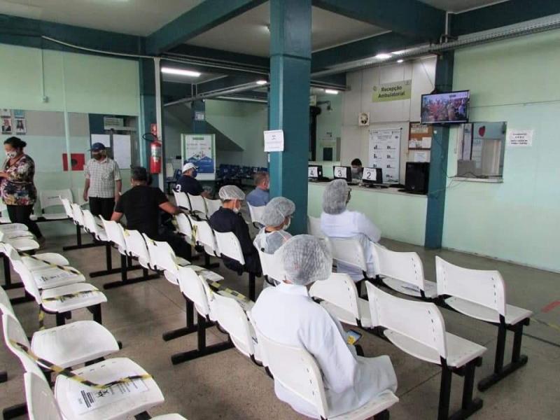 Fundação Alfredo da Matta libera reagendamento de consultas