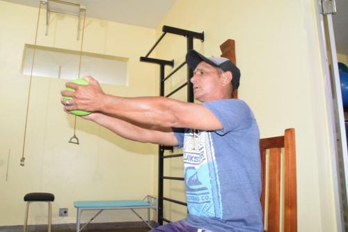Centro de Reabilitação pós Covid-19 Parintins tem grande procura após inauguração