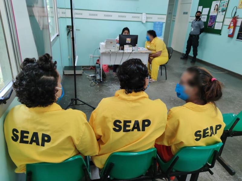 Parceria entre Seap e a Fiocruz traz tratamento de saúde a transexuais privadas de liberdade