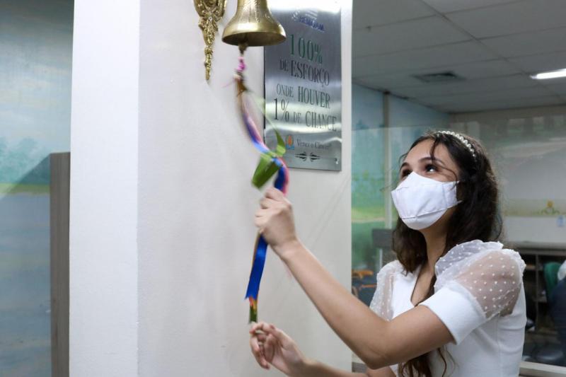 Dia Mundial de Combate ao Câncer é comemorado com vitória contra a leucemia