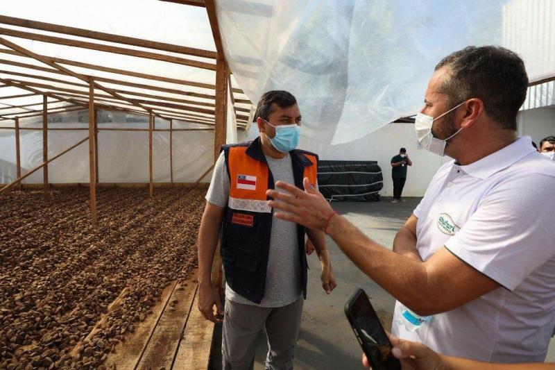Governo do Amazonas investe R$ 1,059 milhão para estimular produção de castanha-do-brasil em Tapauá