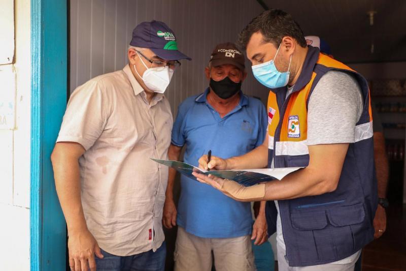 Operação Enchente 2021 chega ao município de Canutama na Calha do Purus