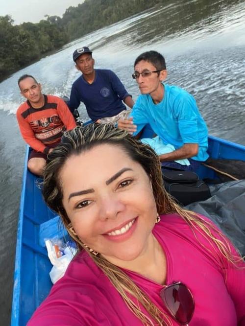 Prefeita Marina Pandolfo completa 100 dias de governo em Nhamundá