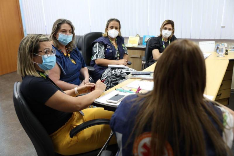 SES-AM planeja criação da Força Estadual de Saúde do Amazonas