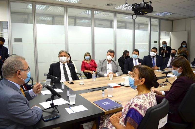 Secretário de Saúde do Amazonas toma posse na diretoria do Conass