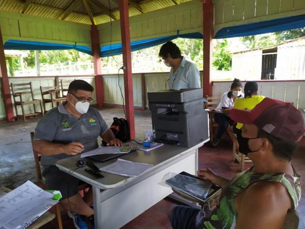 IDAM fez inclusão socioeconômica e produtiva de mais 150 agricultores em Parintins