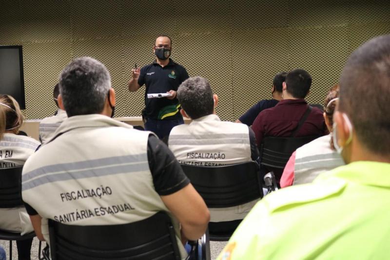 Em dez meses de combate à Covid-19, CIF realizou mais de 3,3 mil vistorias em Manaus