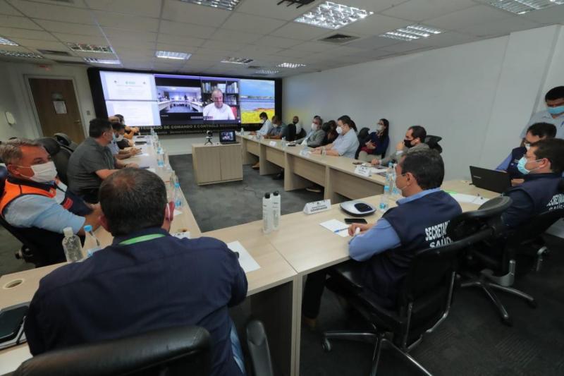 Comitê de Enfrentamento à Covid-19 altera horário de serviços em novo decreto