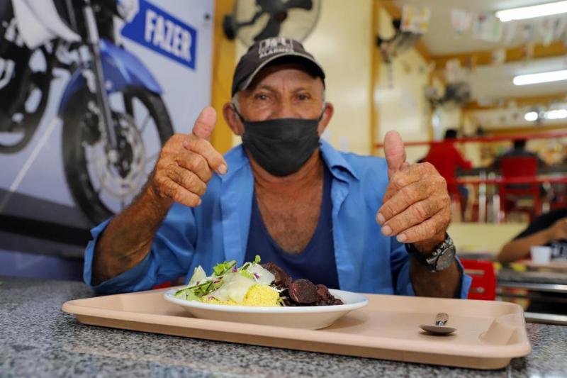 Governo do Amazonas inicia reabertura segura dos restaurantes populares na segunda-feira (03/05)