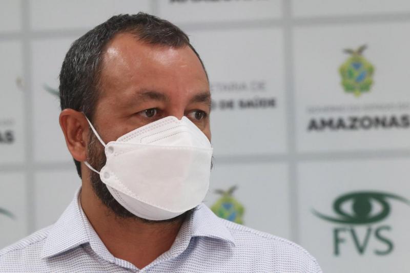 Governo do Amazonas aguarda chegada de vacinas do tipo Pfizer, produzidas na Bélgica