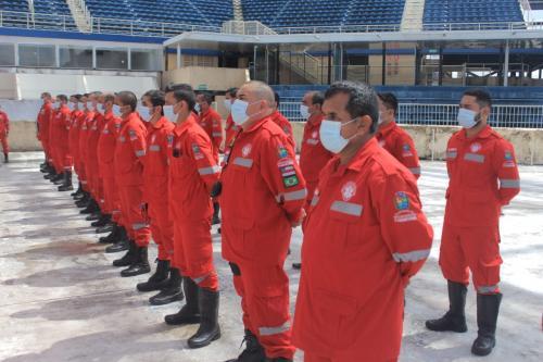 Central de Resgate de Parintins completa um ano de atividades em Parintins