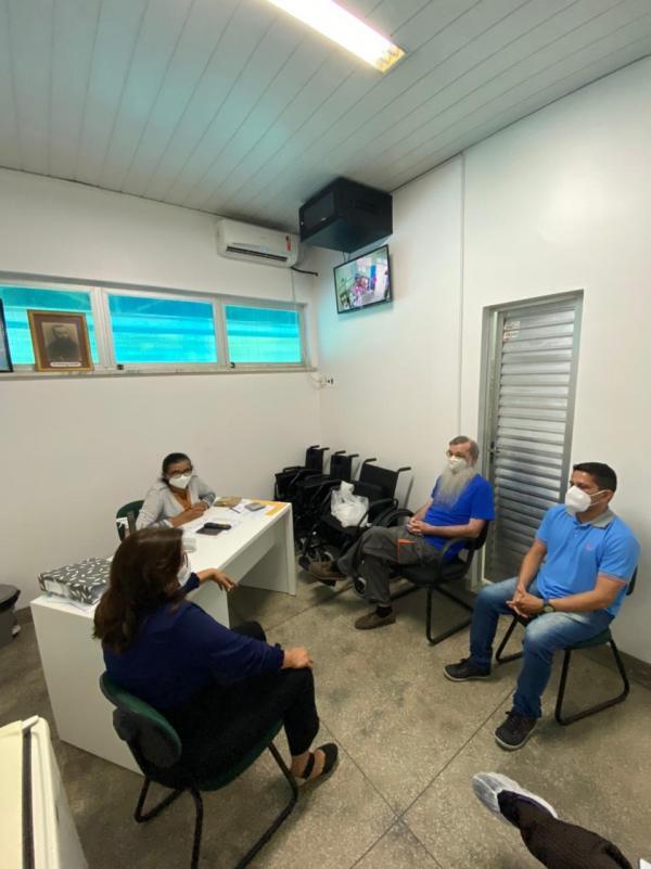 Vereadora Márcia  defende contratação de equipe multidisciplinar para o Hospital Padre Colombo