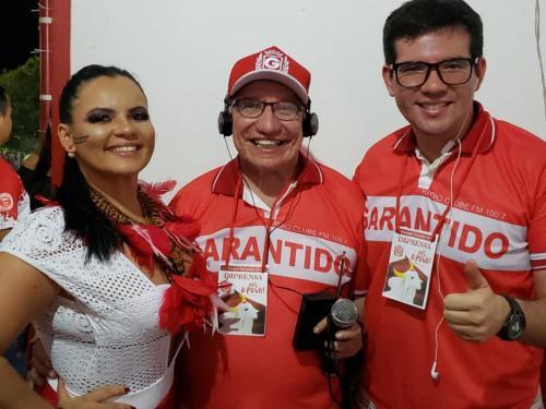 Antonio Andrade pede desculpas a família do ex-prefeito Enéas Gonçalves, pela gafe durante live da Alvorada
