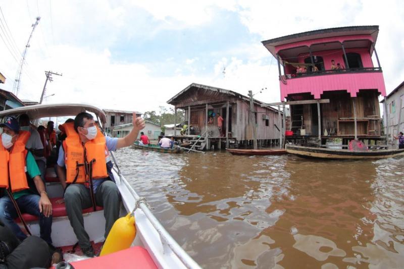 Operação Enchente leva linhas de crédito e fomento ao município de Anamã no valor de R$ 1,5 milhão