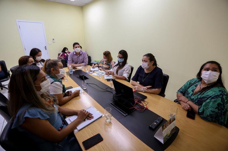 Governo do Amazonas e Prefeitura de Manaus alinham parcerias em ações sociais