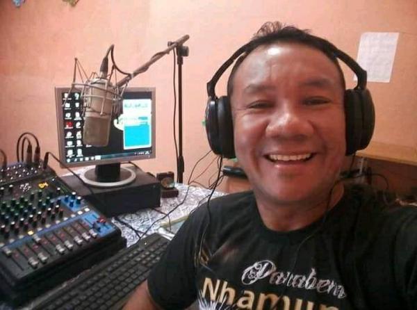 Morre radialista Nilton Rodrigues Pital de Nhamundá