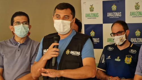 PF investiga desvio de recursos públicos para ações de enfrentamento ao COVID-19 no Amazonas