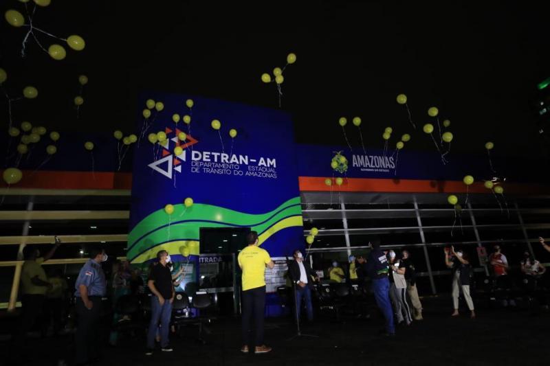 Detran-AM encerra campanha Maio Amarelo com criação da Escola Pública de Trânsito do Amazonas