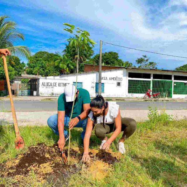 Mayra Dias destaca ações de preservação no Dia do Meio Ambiente