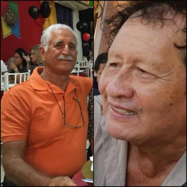 Memória: Médico Renato Menezes 1 ano de falecido e Médico Rodolfo 13 meses,  vítimas de Coronavírus