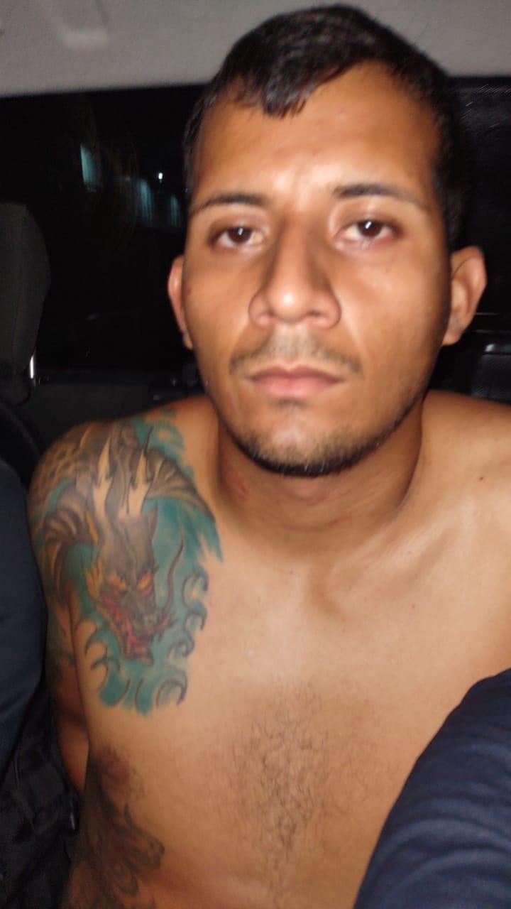 Traficante Breno: mais um mandante de ataques em Manaus é preso com submetralhadora