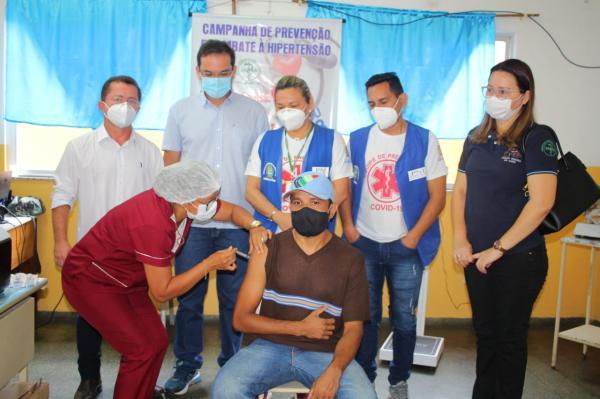 Aberta vacinação para adultos de 39 a 35 anos de idade em Parintins