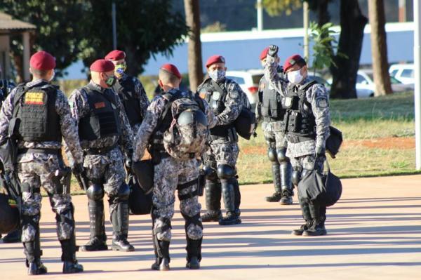 Força Nacional no Amazonas a partir desta terça-feira 8 de junho