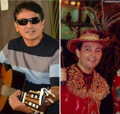 Quando Paulinho Faria apresentou o Caprichoso em Manaus , J Carlos Portilho era o cantor