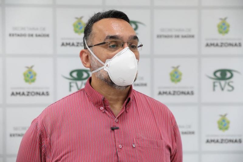 Governo do Amazonas e Prefeitura de Manaus alinham ações para vacinação de pessoas a partir de 40 anos na capital