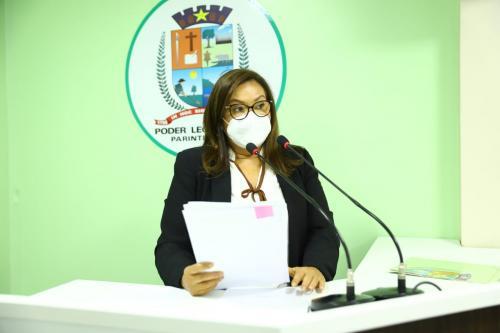 Marcia Baranda indica capacitação para profissionais de neonatologia do Padre Colombo