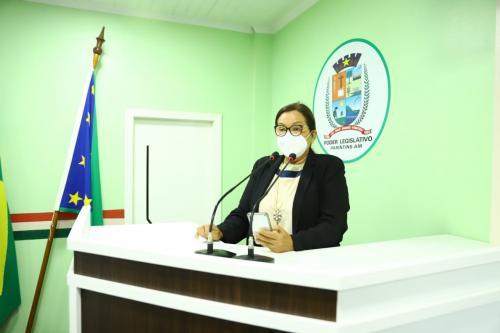 Márcia Baranda pede respeito e proteção aos idosos