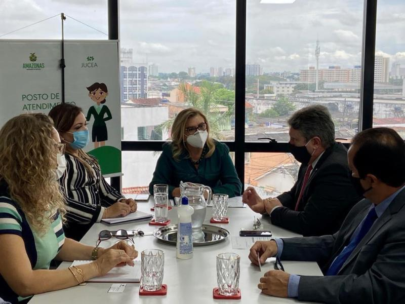 Jucea e Receita Federal iniciam tratativas para acesso ao banco de dados da RedeSim