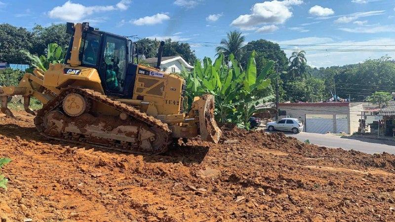 Governo do Amazonas avança em 62% nas demolições do Anel Sul
