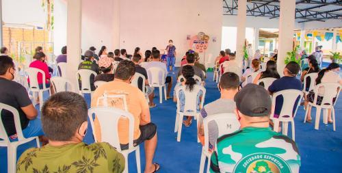 Nhamundá promove mutirão para vacinar população de 25 à 29 anos neste sábado