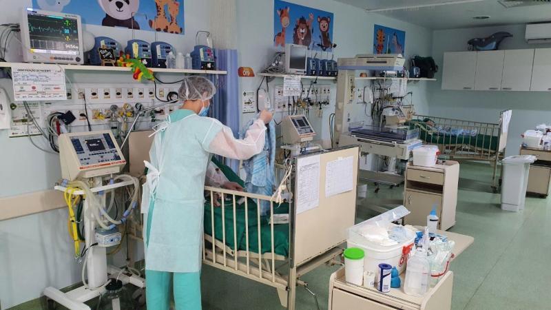 Icam amplia o número de consultas e cirurgias pediátricas