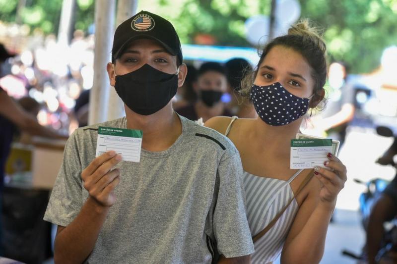 Vacina Amazonas: mutirão em Itacoatiara conta com 8 postos de vacinação contra Covid-19