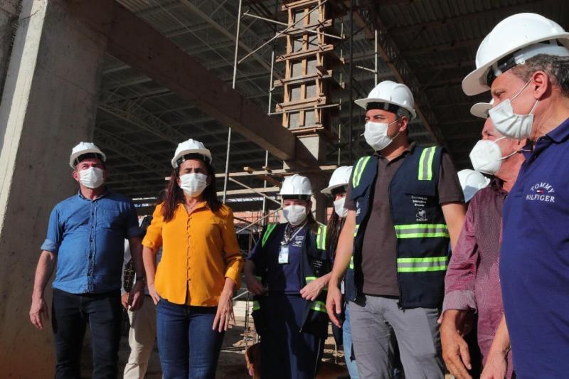 Wilson Lima se reúne com professores da UEA para debater instalação de Parque Tecnológico em Tabatinga