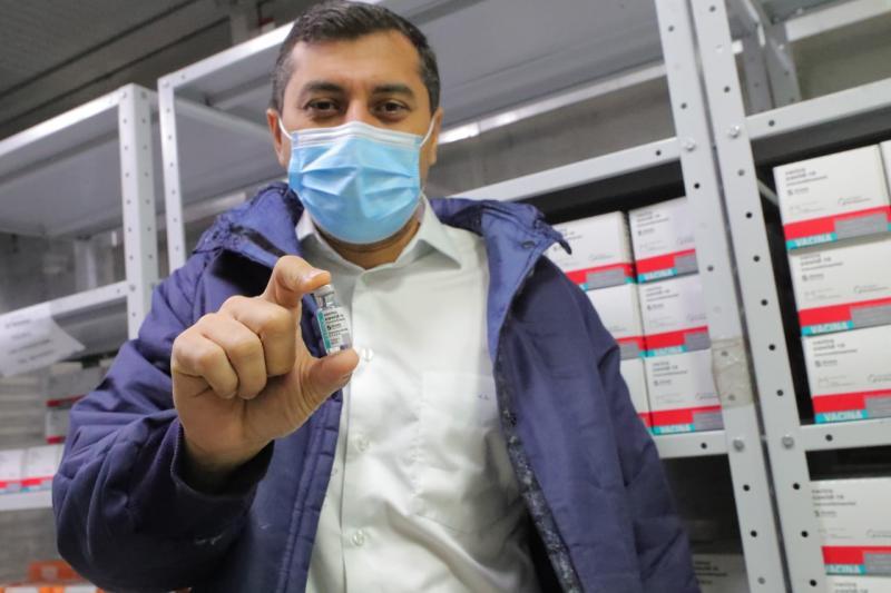 Wilson Lima anuncia mutirões Vacina Amazonas em mais três municípios no próximo sábado (17/07)
