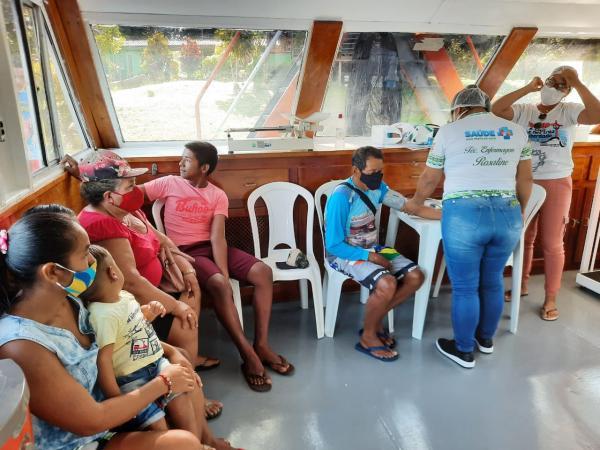 1ª Igreja Batista de Parintins faz Puxirum da Esperança no Baixo Amazonas
