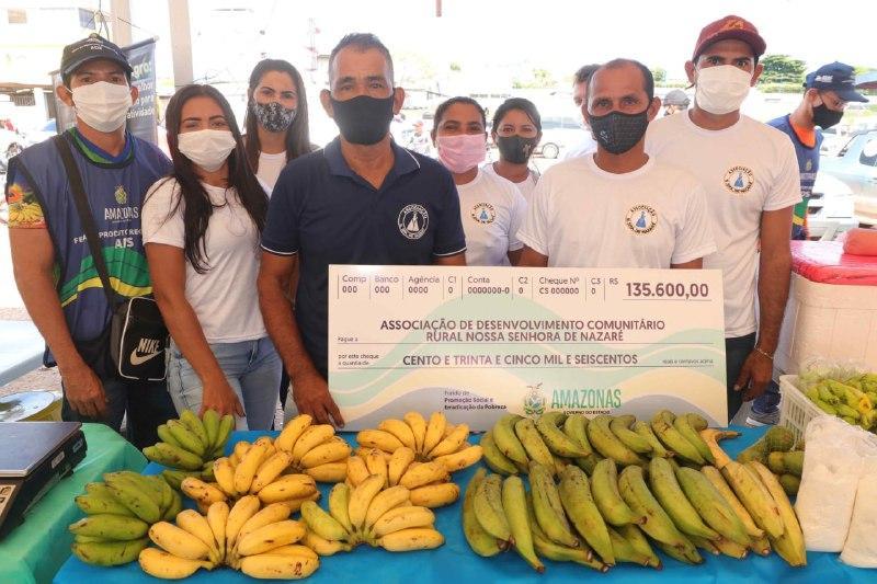 Em Manacapuru, Wilson Lima anuncia para setembro pagamento da subvenção da juta e da malva
