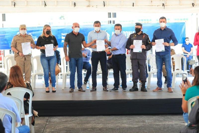 Wilson Lima institui comissões de concurso com 2,5 mil vagas para segurança pública do AM