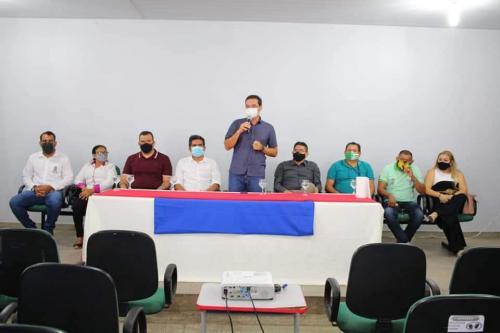 Audiência Pública debate Plano Plurianual do Município de Parintins
