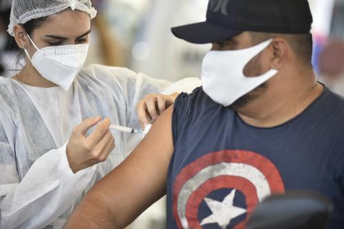 Amazonas aplicou 2.514.608 doses de vacina contra Covid-19 Domingo (25/07)
