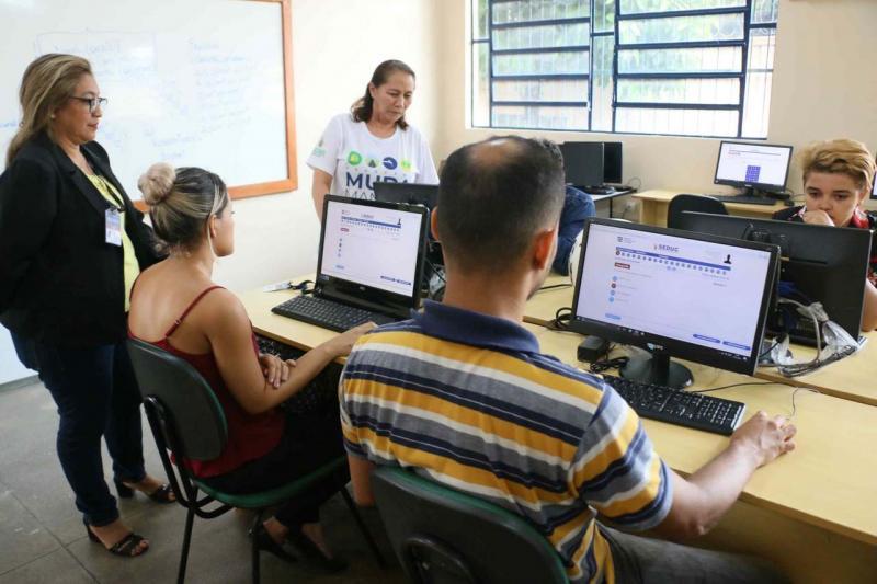 Secretaria de Educação abre vagas do Provão Eletrônico para pessoas com deficiências